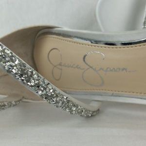 Jessica Simpson Shoes - Jessica Simpson Jamalee Glitter Sandal (Women)